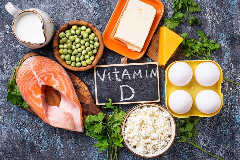 Foods that provide some vitamin D